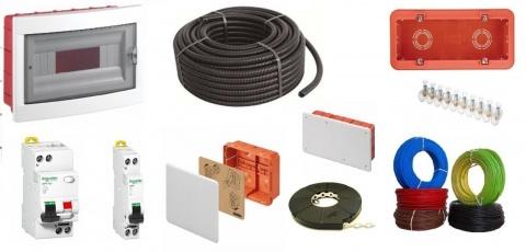Kit instalatii electrice